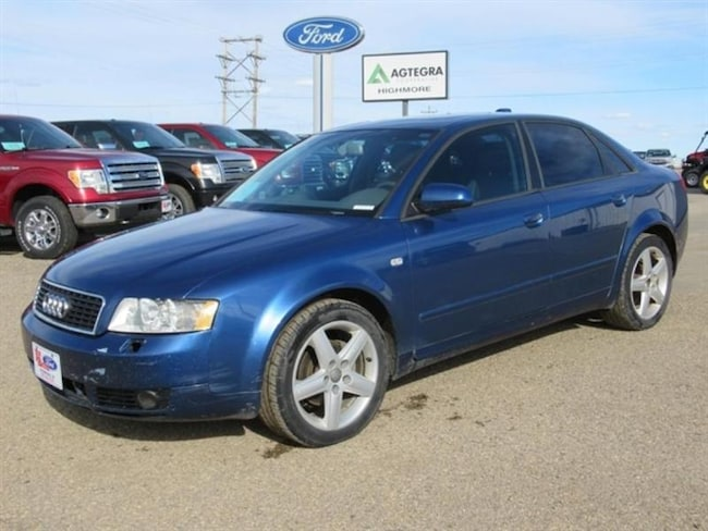 Used Audi A For Sale Highmore SD - Audi a4 2004