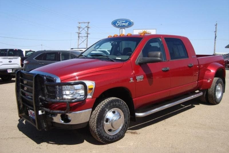 2007 Dodge Ram 3500 SLT Crew Cab Short Bed Truck