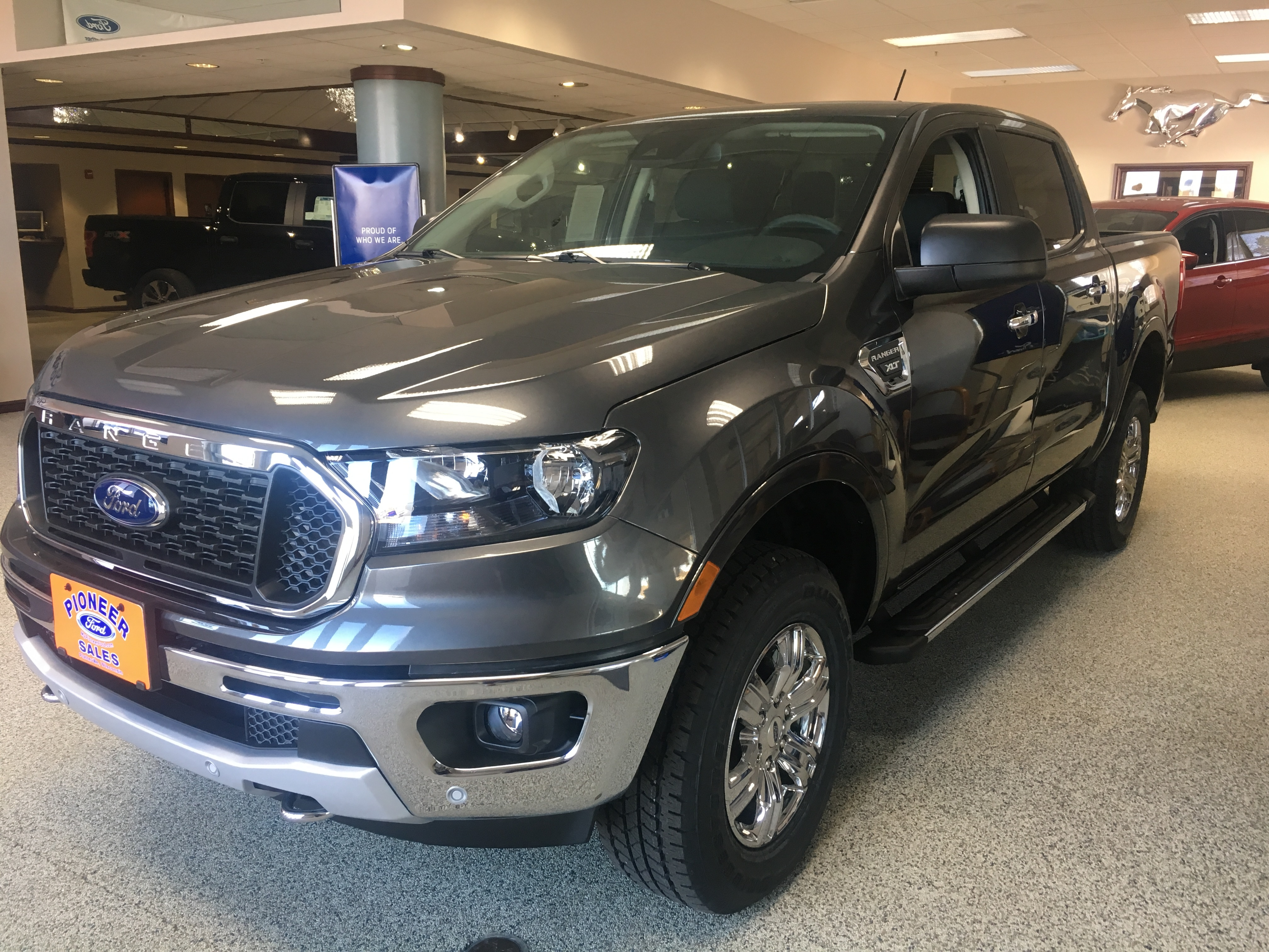 New 2019 Ford Ranger For Sale at Pioneer Ford Sales | VIN