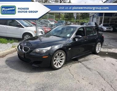 2008 BMW 5 Series M5 - $295.46 B/W Sedan