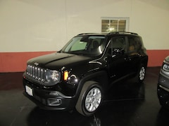 New 2018 Jeep Renegade LATITUDE 4X4 Sport Utility for sale in Trinidad, Co at Cooke Motor Company