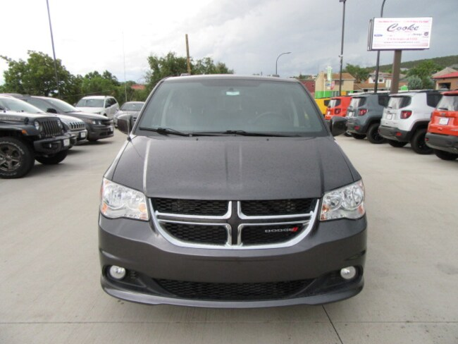 Used  2017 Dodge Grand Caravan SXT Van in Trinidad, CO