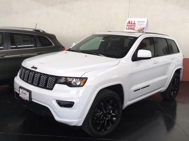 New 2019 Jeep Grand Cherokee ALTITUDE 4X4 Sport Utility in Trindad, CO