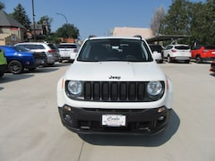 New 2018 Jeep Renegade ALTITUDE 4X4 Sport Utility ZACCJBBB8JPH47362 for sale in Trinidad, Co at Cooke Motor Company