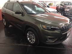 New 2019 Jeep Cherokee Latitude Plus 4x4 SUV for sale in Trinidad, Co at Cooke Motor Company