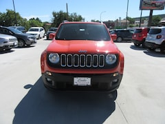 New 2018 Jeep Renegade LATITUDE 4X4 Sport Utility ZACCJBBB8JPG82772 for sale in Trinidad, Co at Cooke Motor Company