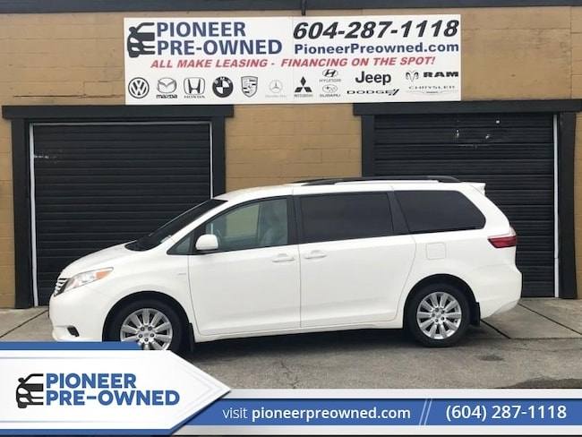Pioneer Auto Group >> Used 2016 Toyota Sienna For Sale At Pioneer Auto Group Vin