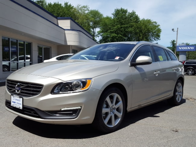 New 2017 Volvo V60 T5 Premier Wagon in South Deerfield, MA