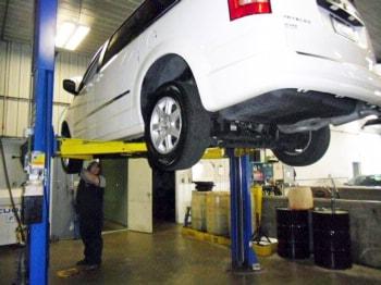 Vehicle Service Center Pischke Motors Of West Salem