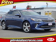 2017 Kia Optima SX Turbo Sedan