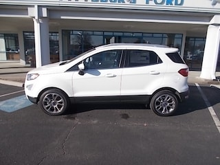2018 Ford EcoSport Titanium Crossover