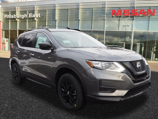 New 2018 Nissan Rogue SV SUV For Sale/Lease Pittsburgh, PA