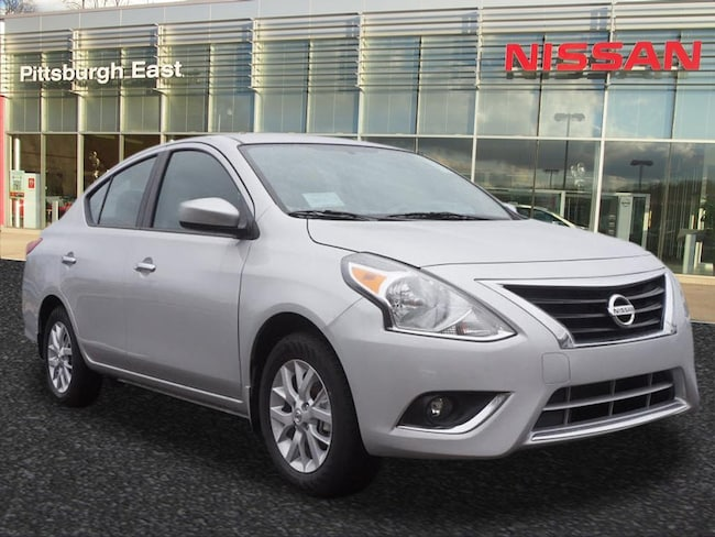 New 2018 Nissan Versa 1.6 SV Sedan For Sale/Lease Pittsburgh, PA