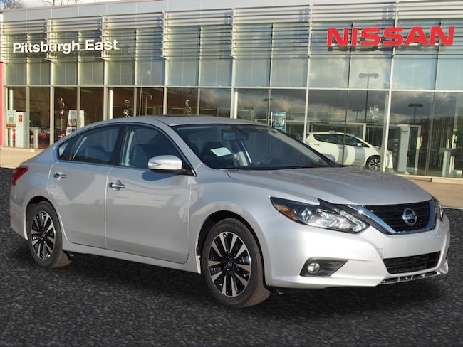 New 2018 Nissan Altima 2.5 SL Sedan For Sale/Lease Pittsburgh, PA