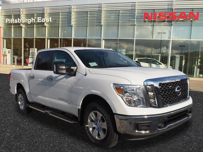 New 2018 Nissan Titan SV Truck Crew Cab For Sale/Lease Pittsburgh, PA