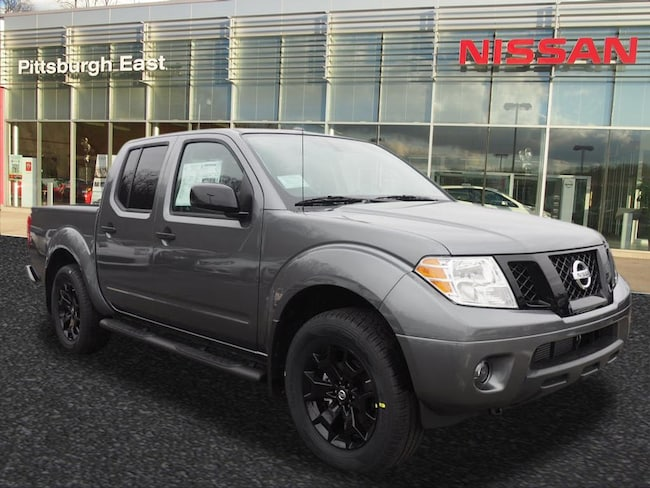 New 2018 Nissan Frontier SV Truck Crew Cab For Sale/Lease Pittsburgh, PA