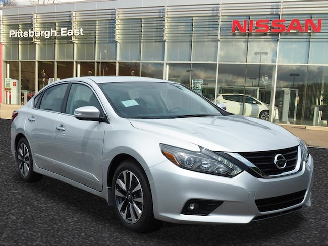 New 2017 Nissan Altima 2.5 SL Sedan For Sale/Lease Pittsburgh, PA