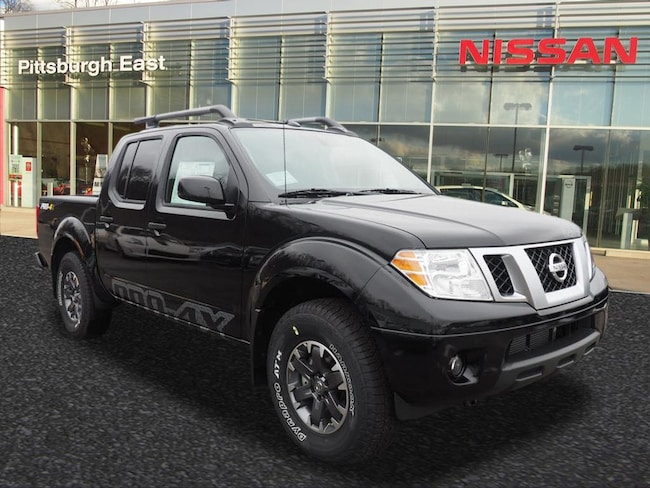 New 2018 Nissan Frontier PRO-4X Truck Crew Cab For Sale/Lease Pittsburgh, PA