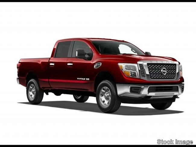 New 2018 Nissan Titan XD SV Gas Truck Crew Cab For Sale/Lease Pittsburgh, PA