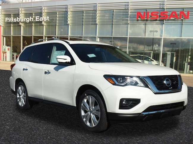 New 2018 Nissan Pathfinder SL SUV For Sale/Lease Pittsburgh, PA