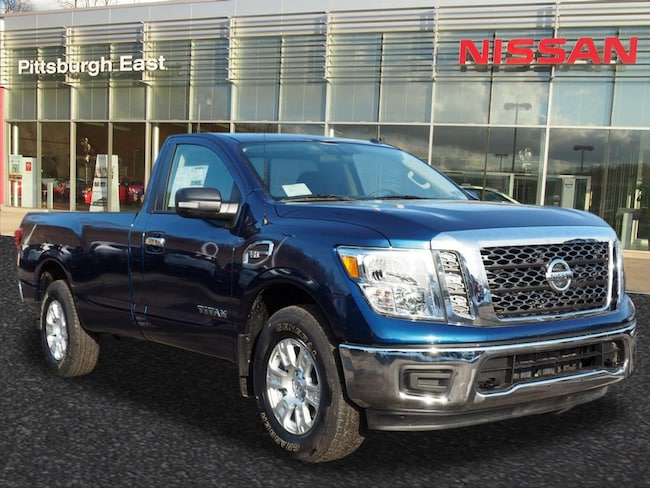 New 2017 Nissan Titan SV Truck Single Cab For Sale/Lease Pittsburgh, PA
