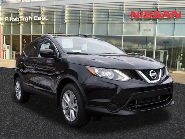 New 2018 Nissan Rogue Sport SV SUV For Sale/Lease Pittsburgh, PA