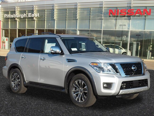 New 2018 Nissan Armada SL SUV For Sale/Lease Pittsburgh, PA