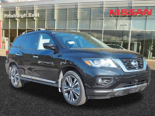 New 2018 Nissan Pathfinder Platinum SUV For Sale/Lease Pittsburgh, PA