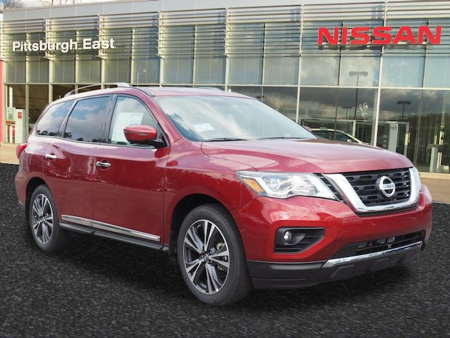 New 2017 Nissan Pathfinder Platinum SUV For Sale/Lease Pittsburgh, PA