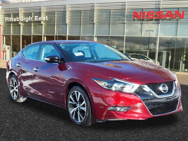 New 2018 Nissan Maxima 3.5 SV Sedan For Sale/Lease Pittsburgh, PA