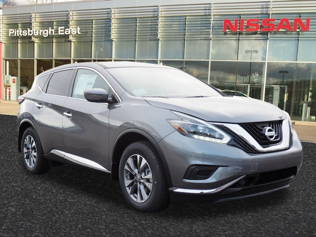 New 2018 Nissan Murano S SUV For Sale/Lease Pittsburgh, PA