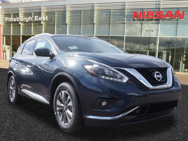 New 2018 Nissan Murano SL SUV For Sale/Lease Pittsburgh, PA