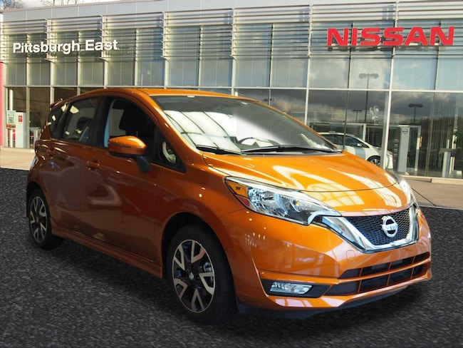New 2017 Nissan Versa Note SR Hatchback For Sale/Lease Pittsburgh, PA