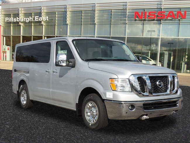 New 2017 Nissan NV Passenger NV3500 HD SL V8 Van Passenger Van For Sale/Lease Pittsburgh, PA