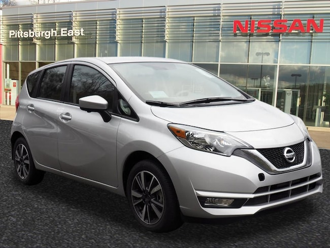 New 2017 Nissan Versa Note SL Hatchback For Sale/Lease Pittsburgh, PA