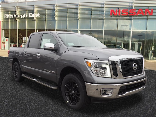 New 2018 Nissan Titan SL Truck Crew Cab For Sale/Lease Pittsburgh, PA