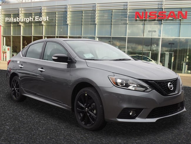 New 2018 Nissan Sentra SR Sedan For Sale/Lease Pittsburgh, PA