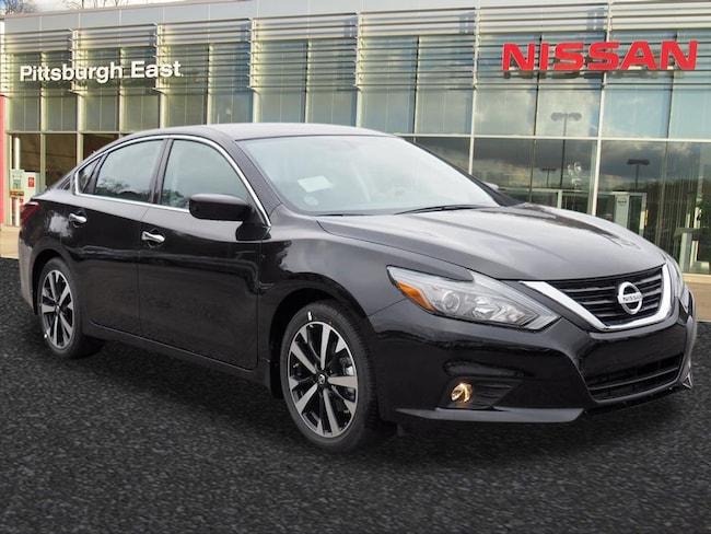 New 2018 Nissan Altima 2.5 SR Sedan For Sale/Lease Pittsburgh, PA