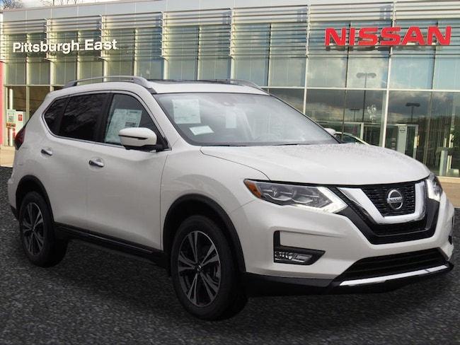 New 2018 Nissan Rogue SL SUV For Sale/Lease Pittsburgh, PA
