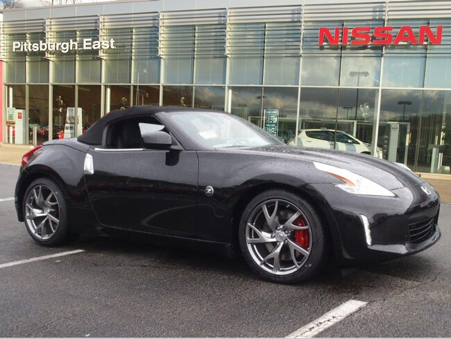 New 2016 Nissan 370Z Touring Sport Convertible For Sale/Lease Pittsburgh, PA