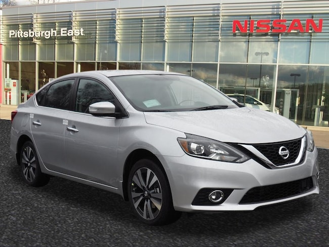 New 2018 Nissan Sentra SL Sedan For Sale/Lease Pittsburgh, PA