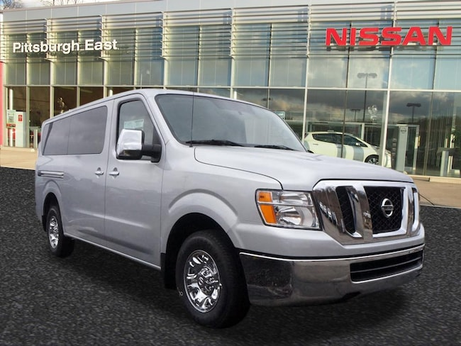 New 2018 Nissan NV Passenger NV3500 HD SV V6 Van Passenger Van For Sale/Lease Pittsburgh, PA