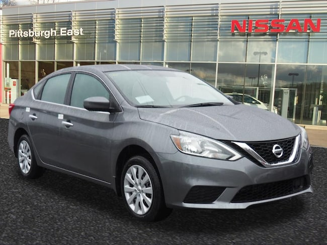 New 2018 Nissan Sentra S Sedan For Sale/Lease Pittsburgh, PA
