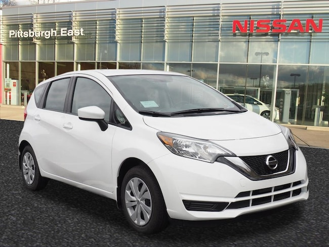 New 2017 Nissan Versa Note S Plus Hatchback For Sale/Lease Pittsburgh, PA