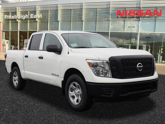 New 2017 Nissan Titan S Truck Crew Cab For Sale/Lease Pittsburgh, PA