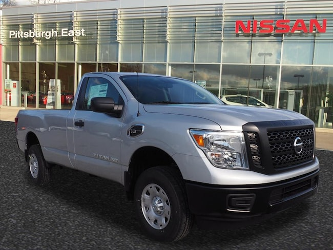 New 2018 Nissan Titan XD S Gas Truck Single Cab For Sale/Lease Pittsburgh, PA