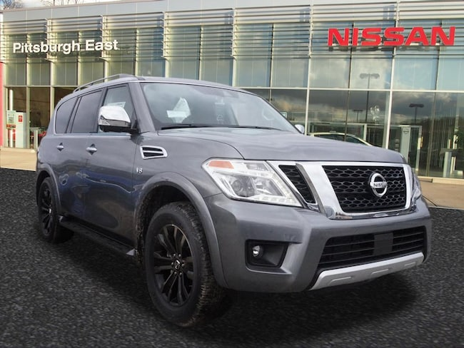 New 2018 Nissan Armada Platinum SUV For Sale/Lease Pittsburgh, PA