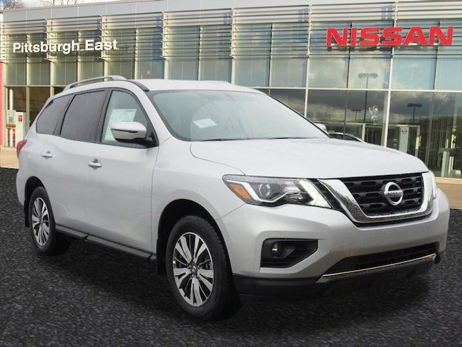 New 2018 Nissan Pathfinder SV SUV For Sale/Lease Pittsburgh, PA