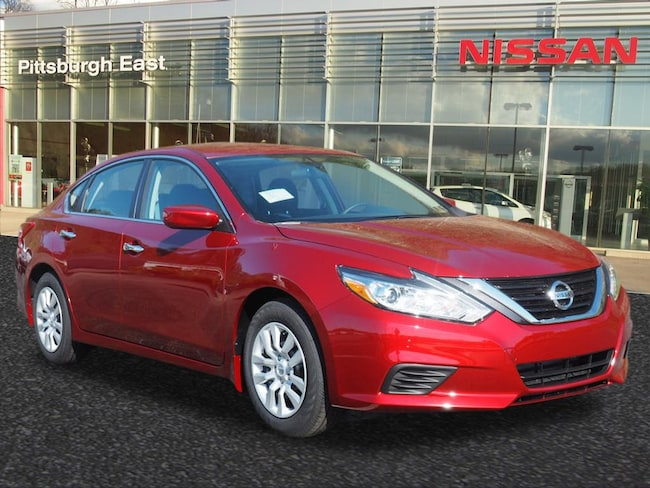 New 2018 Nissan Altima 2.5 S Sedan For Sale/Lease Pittsburgh, PA