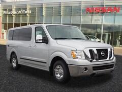 2017 Nissan NV Passenger NV3500 HD SL V8 Van Passenger Van